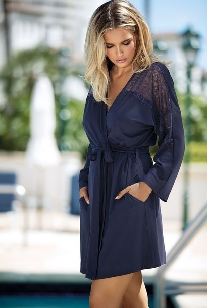 Fabienne Ochtendjas Blauw