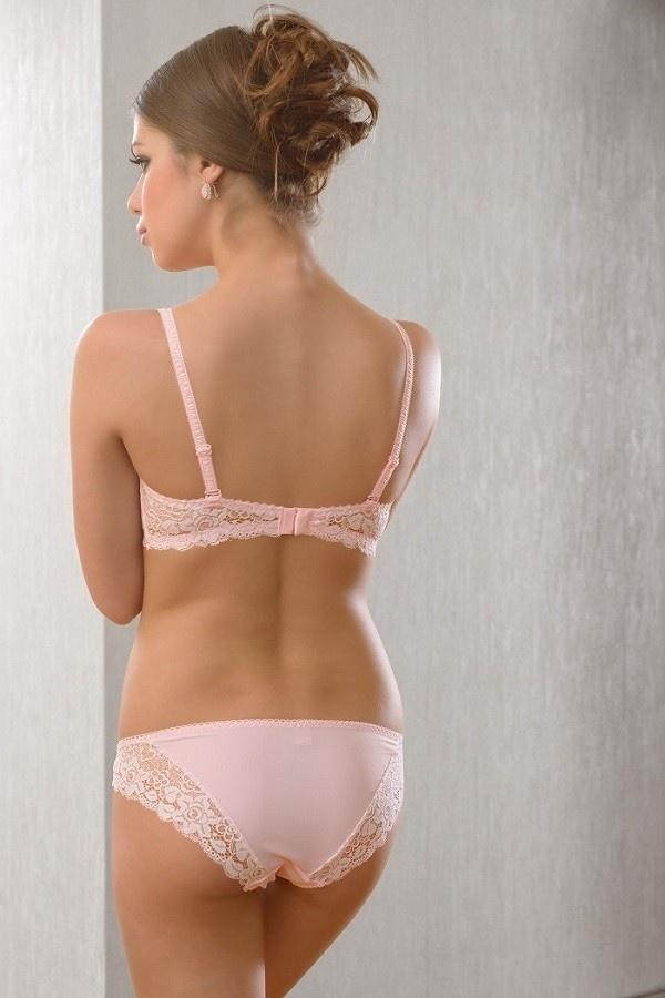 Roze Grijs Broekje-2