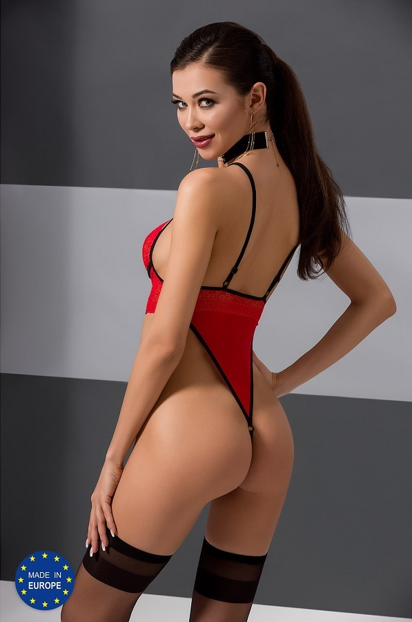Sexy Rode Teddy-2