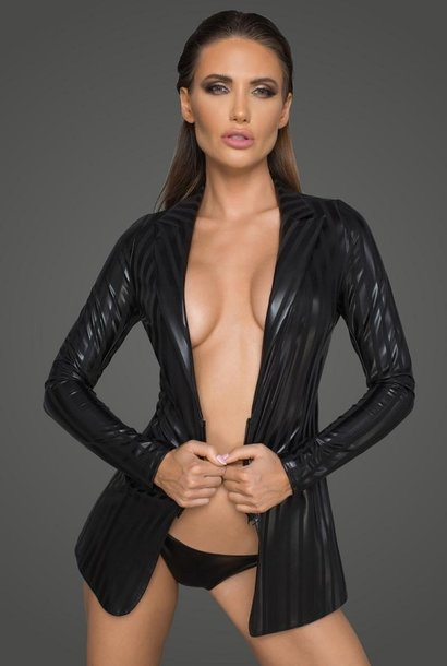 Wetlook Blazer Brianna