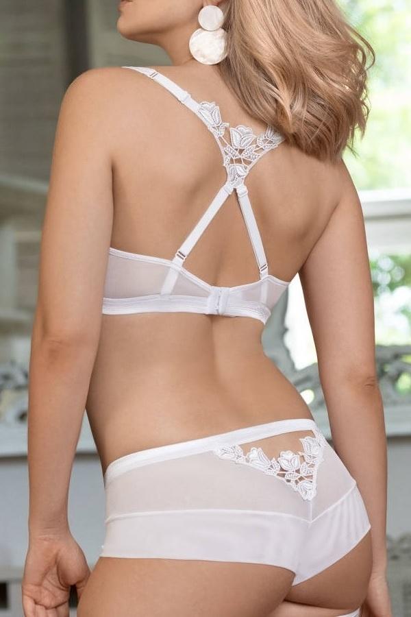 Witte Shorty Elizabeth-1