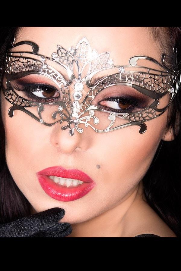 Zilveren Masker-1