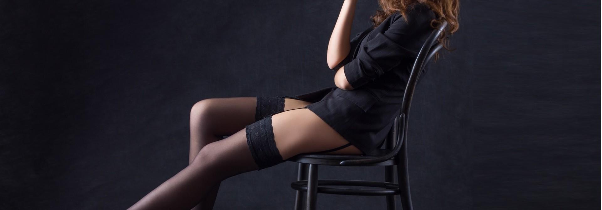 Verleiden in sexy lingerie tijdens Lockdown