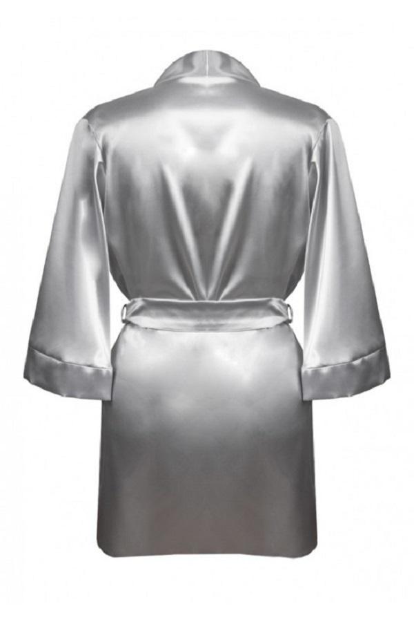 Zilvergrijze Kimono-2