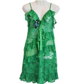 FINE WOMAN® Damen Babydoll Nachtkleid S1810