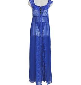 FINE WOMAN® Women's Babydoll Night Dress Lang S1034