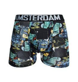 "AMSTERDAM GRAND MAN Cotton Boxershort ""5038-AM"""