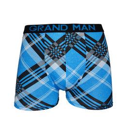 GRAND MAN Cotton Boxershort 040