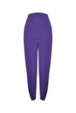 FINE WOMAN® Damen Pyjamahose mit elastische Beinabschlüsse