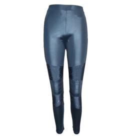 FINE WOMAN® Women's Legging Leather Look 822
