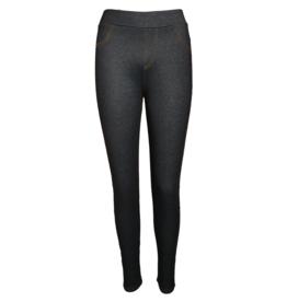 FINE WOMAN® Women's Lined Jeans Leggings 33035