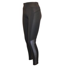 FINE WOMAN® Women's Sport Leggings Mesh 33036