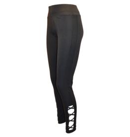 FINE WOMAN® Women's Sport Leggings Braid 33037