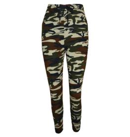 FINE WOMAN® Women's Camouflage Pants 33039