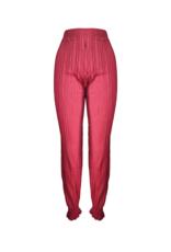 FINE WOMAN® Damen Hose Plissiert 33063
