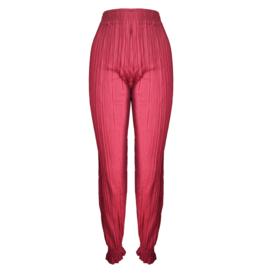 FINE WOMAN® Women's Pants Pleated 33063
