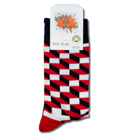 DUTCH POP SOCKS Fun Socken SK-004