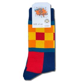 DUTCH POP SOCKS Fun Socken SK-009
