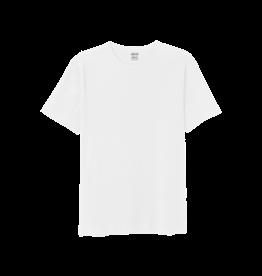 GRAND MAN Men's Cotton Undershirt - White
