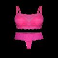 FINE WOMAN® Cup B - B110 Bra Set with padding
