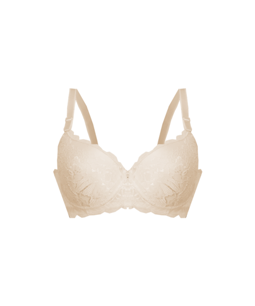 FINE WOMAN® Cup E - 3237E Bra with padding