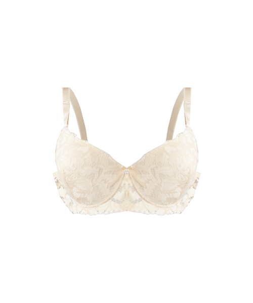 FINE WOMAN® Cup F - 5031F Bra with padding