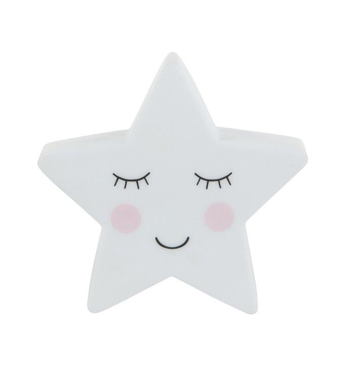 Sass & Belle ster nachtlampje uit de Sweet Dreams collectie