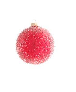 Kerstbal Appelrood Gesuikerd