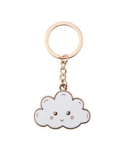 Sleutelhanger Happy Cloud