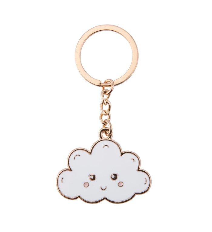 Sass & Belle Sleutelhanger met wolkje uit de Sweet Dreams collectie van Sass & Belle