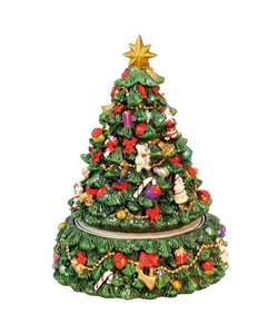Kerstboom Muziekdoosje O, Dennenboom
