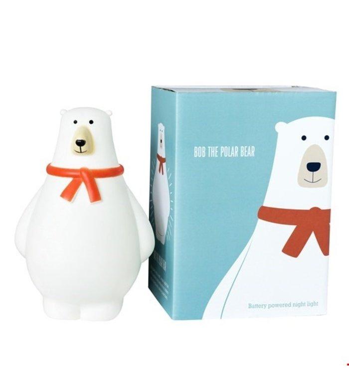 Rex London nachtlampje IJsbeer - Bob the Polarbear