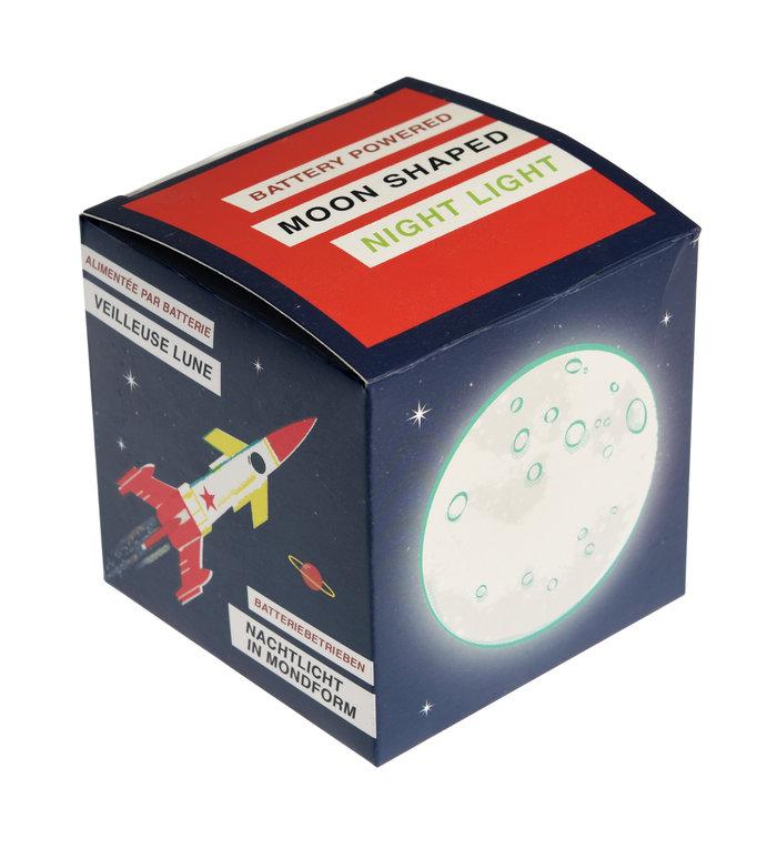 Rex London Nachtlampje Maan uit de Space Age collectie  van Rex London
