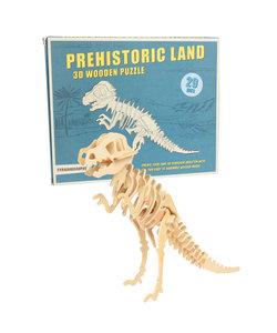 3D puzzel Tyrannosaurus