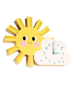 Hello Sunshine Wandklok
