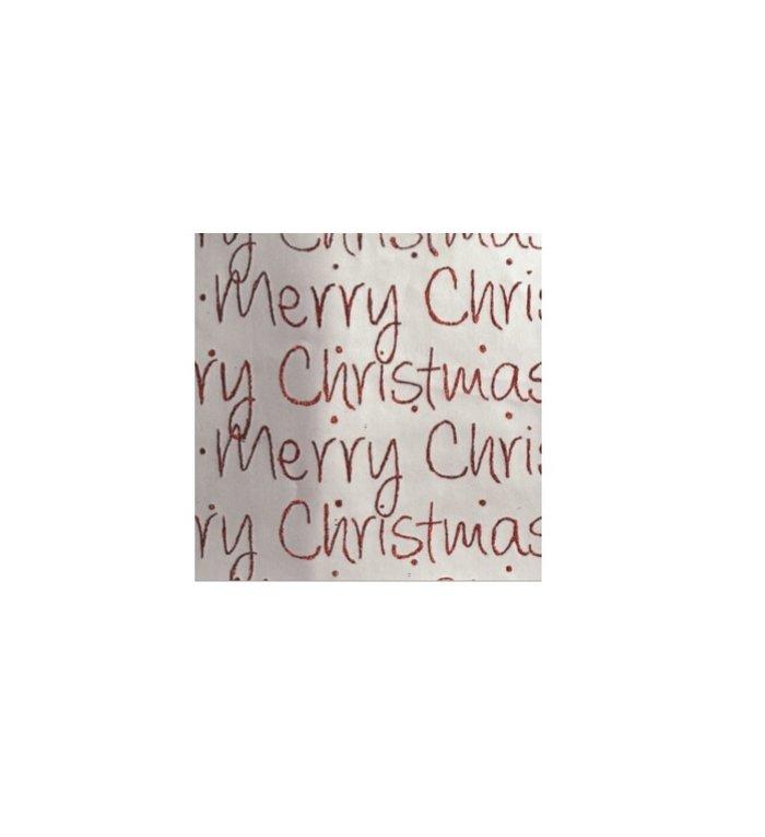3 rollen inpakpapier voor kerstcadeaus 2m x 70 cm Christmassy
