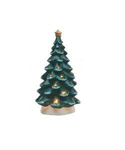 Kerstboom Waxinelichthouder Groot