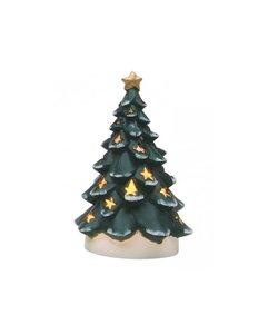 Kerstboom Waxinelichthouder Medium