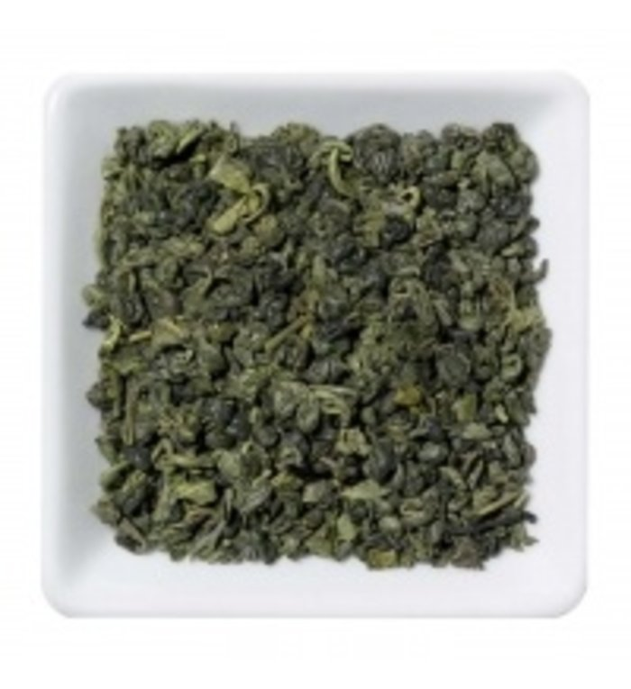 De T van Thee 100 gram groene thee Gunpowder