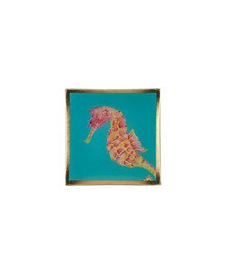 Sieradenschaaltje Cote d'Azur Zeepaardje