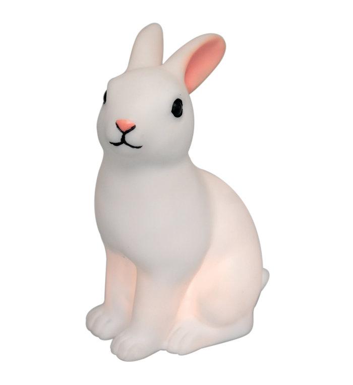 Rex London wit konijntje nachtlampje