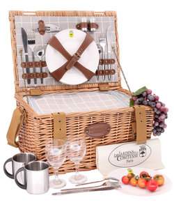 Picknickmand Provence tweepersoons