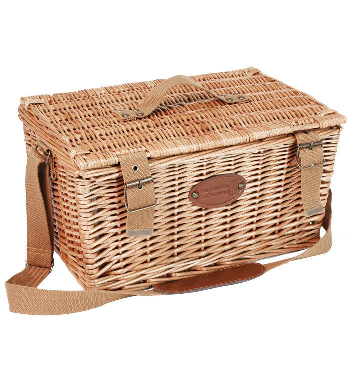 Les Jardins de la Comtesse complete picknickmand voor 2 personen Provence