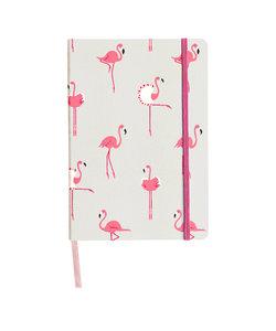 Flamingo's Notitieboekje