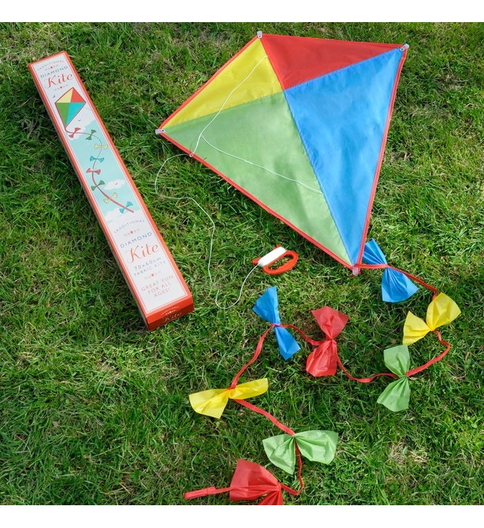 Rex London Traditionele vlieger met strikjes staart