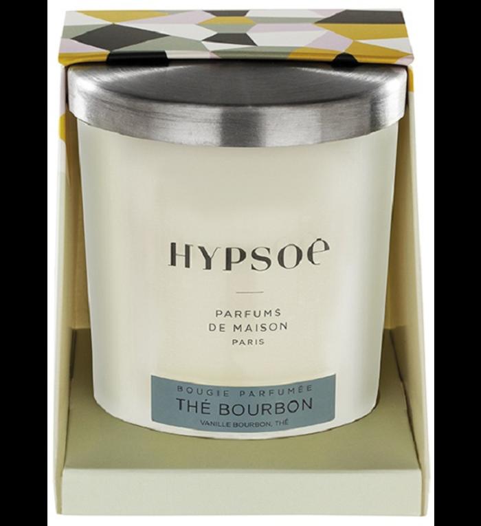 Hypsoé Geurkaars Thé Bourbon 200 gram