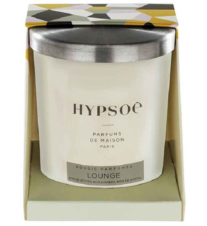 Hypsoé Geurkaars Lounge 200 gram