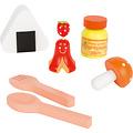 Small Foot picknickmand met deksel speelset voor kinderen