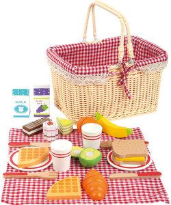 Picknickmand voor kinderen - Speelset