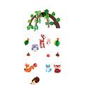 Small Foot houten mobiel bosdieren voor de kinderkamer